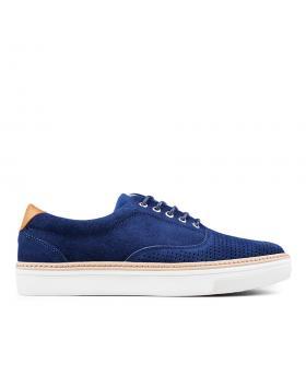 Мъжки кецове сини 0133596 в online магазин Fashionzona