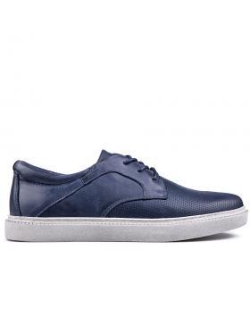 Сини мъжки кецове Luciano в online магазин Fashionzona