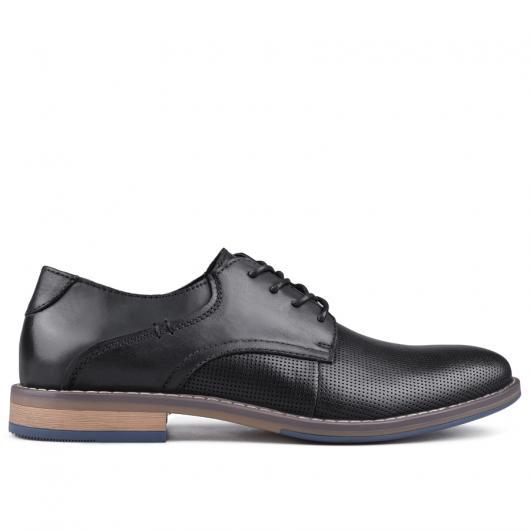 Черни мъжки ежедневни обувки 0133570