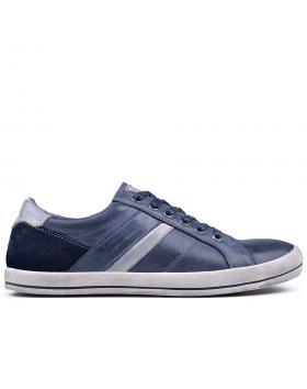 Сини мъжки кецове 0133564 в online магазин Fashionzona
