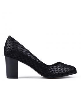 Дамски елегантни обувки черни 0133112 в online магазин Fashionzona