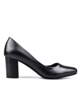 Дамски елегантни обувки черни 0133123 в online магазин Fashionzona