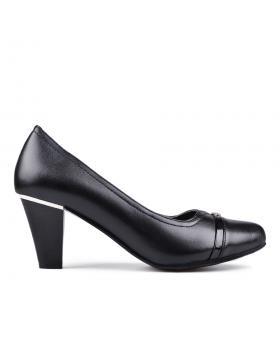 Дамски елегантни обувки черни 0133108 в online магазин Fashionzona
