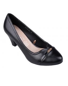 Черни дамски елегантни обувки Amelinda в online магазин Fashionzona