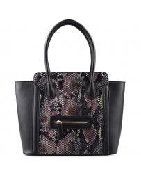 Черна дамска ежедневна чанта Ilene в online магазин Fashionzona