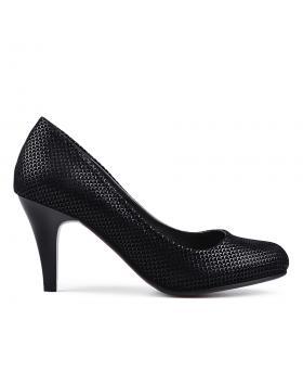 Дамски елегантни обувки черни 0133122 в online магазин Fashionzona