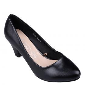 Черни дамски елегантни обувки Grace в online магазин Fashionzona