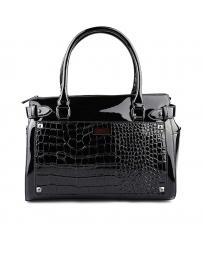 Черна дамска ежедневна чанта Adya в online магазин Fashionzona