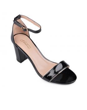 Черни дамски елегантни сандали Chereese в online магазин Fashionzona