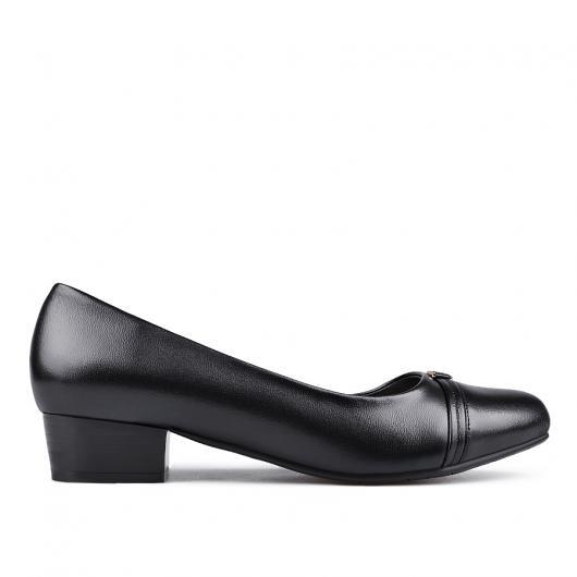 Черни дамски ежедневни обувки 0133103