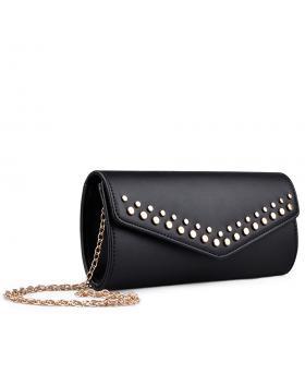Черна дамска елегантна чанта 0134373 в online магазин Fashionzona