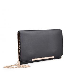 Черна дамска елегантна чанта 0134376 в online магазин Fashionzona