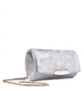 Дамска елегантна чанта бяла 0134384 в online магазин Fashionzona