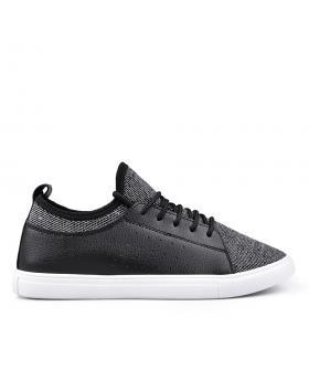 Дамски кецове черни 0133367 в online магазин Fashionzona