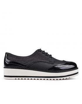 Дамски ежедневни обувки черни 0132916 в online магазин Fashionzona