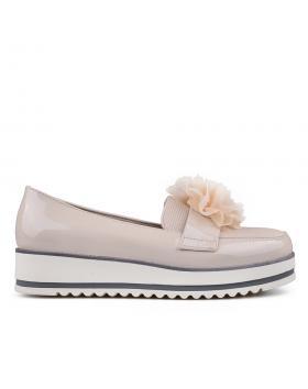 Дамски ежедневни обувки бежови 0132915 в online магазин Fashionzona