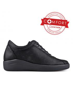 Черни дамски ежедневни обувки 0134859 в online магазин Fashionzona