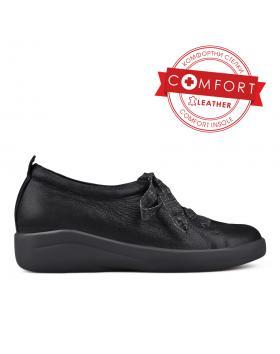 Черни дамски ежедневни обувки 0134857 в online магазин Fashionzona