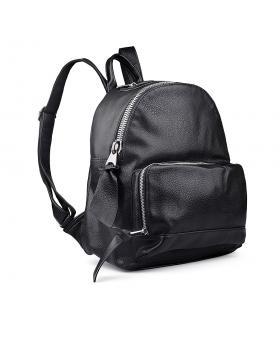 Черна дамска раница 0133605 в online магазин Fashionzona