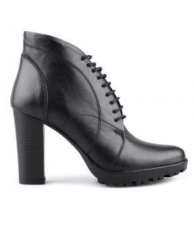 дамски елегантни боти черни 0125850 в online магазин Fashionzona