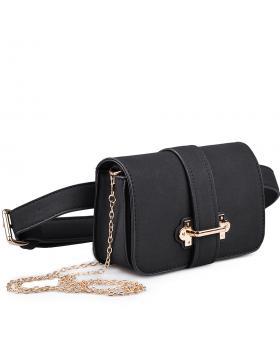 Дамска ежедневна чанта черна 0134406 в online магазин Fashionzona