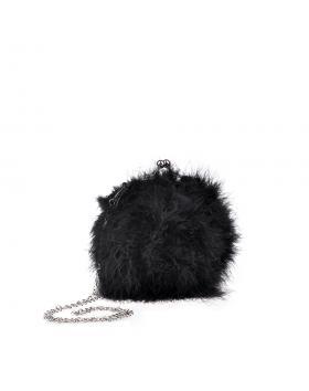 Черна дамска елегантна чанта Nedda в online магазин Fashionzona
