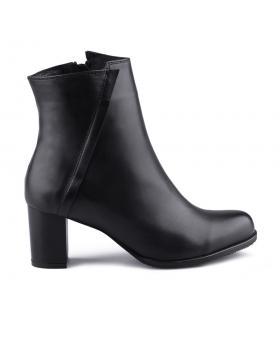 дамски елегантни боти черни 0126079 в online магазин Fashionzona
