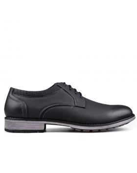 Черни мъжки ежедневни обувки 0133258 в online магазин Fashionzona