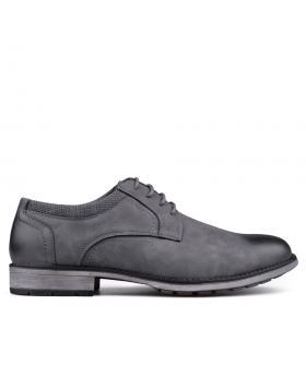 Сиви мъжки ежедневни обувки 0133259 в online магазин Fashionzona