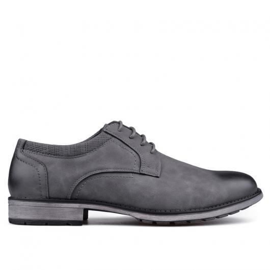 Сиви мъжки ежедневни обувки Roldan