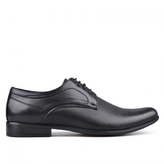 Черни мъжки елегантни обувки 0133241