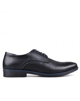 Черни мъжки елегантни обувки 0133244 в online магазин Fashionzona