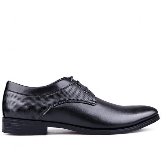 Черни мъжки елегантни обувки 0133247