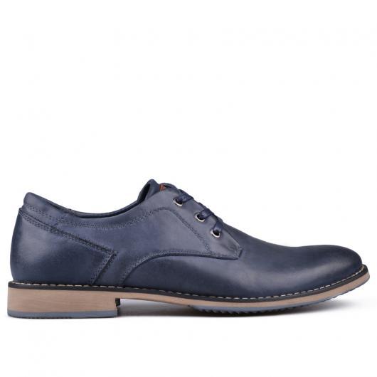 Сини мъжки ежедневни обувки 0133571