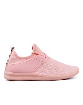 Розови дамски кецове 0133330 в online магазин Fashionzona