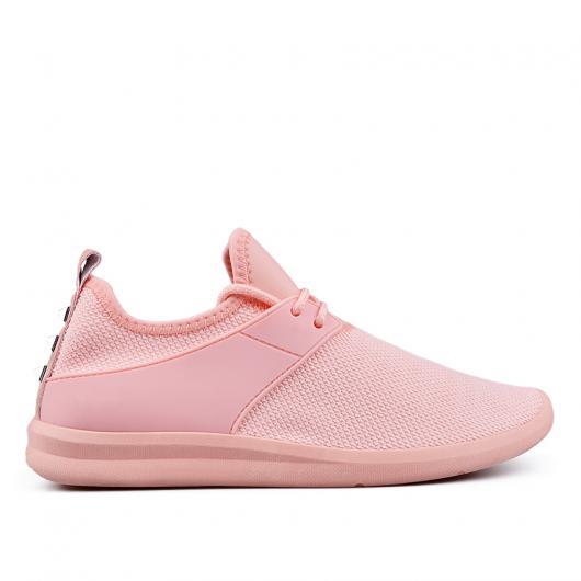 Розови дамски кецове 0133330