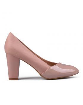 Дамски елегантни обувки розови 0132949 в online магазин Fashionzona