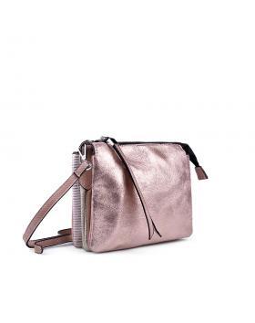 Дамска ежедневна чанта розова 0133189 в online магазин Fashionzona