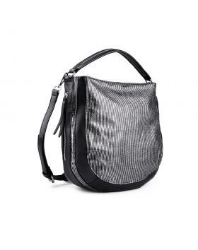 Дамска ежедневна чанта черна 0133184 в online магазин Fashionzona