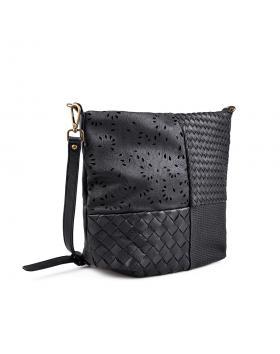Дамска ежедневна чанта черна 0133172 в online магазин Fashionzona