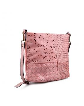 Дамска ежедневна чанта розова 0133173 в online магазин Fashionzona