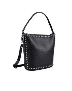 Дамска ежедневна чанта черна 0133204 в online магазин Fashionzona