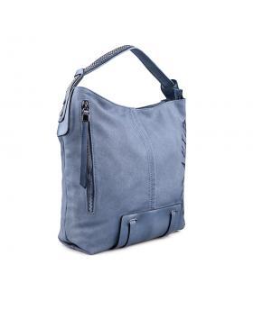 дамска ежедневна чанта синя 0133207 в online магазин Fashionzona