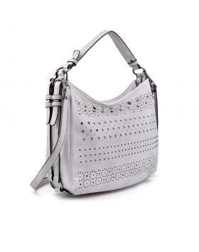 Дамска ежедневна чанта бяла 0133211 в online магазин Fashionzona