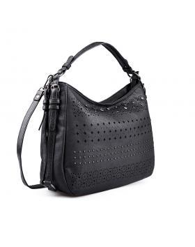 Дамска ежедневна чанта черна 0133210 в online магазин Fashionzona