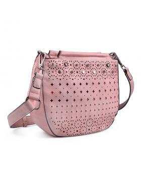 Дамска ежедневна чанта розова 0133213 в online магазин Fashionzona