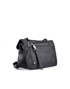 Дамска ежедневна чанта черна 0133199 в online магазин Fashionzona