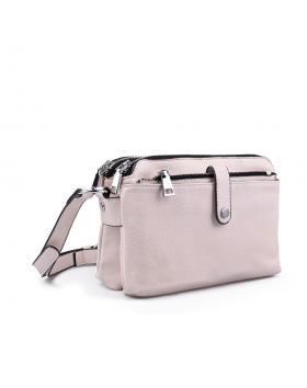 Дамска ежедневна чанта бежова 0133216 в online магазин Fashionzona