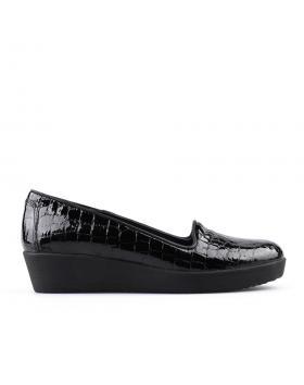 Черни дамски ежедневни обувки 0124558 в online магазин Fashionzona