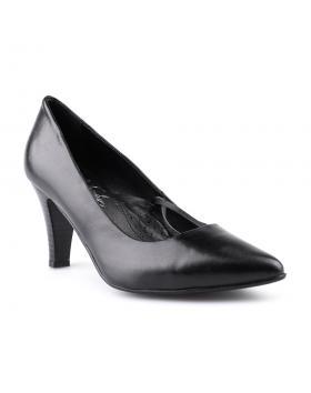 Дамски елегантни обувки черни 0124782